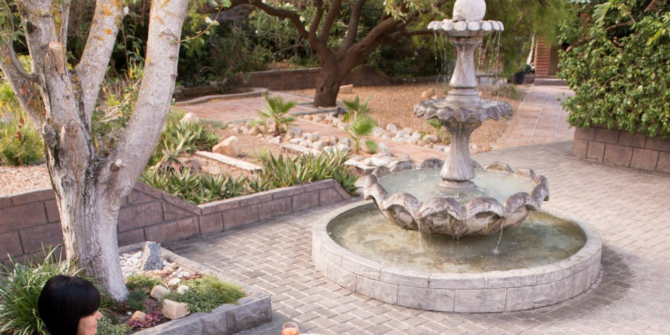 Lifestyle Paving QPave Waterwise Gardening