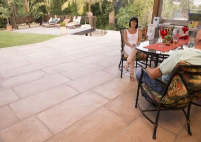 Patio Paving - Revelstone Pavers